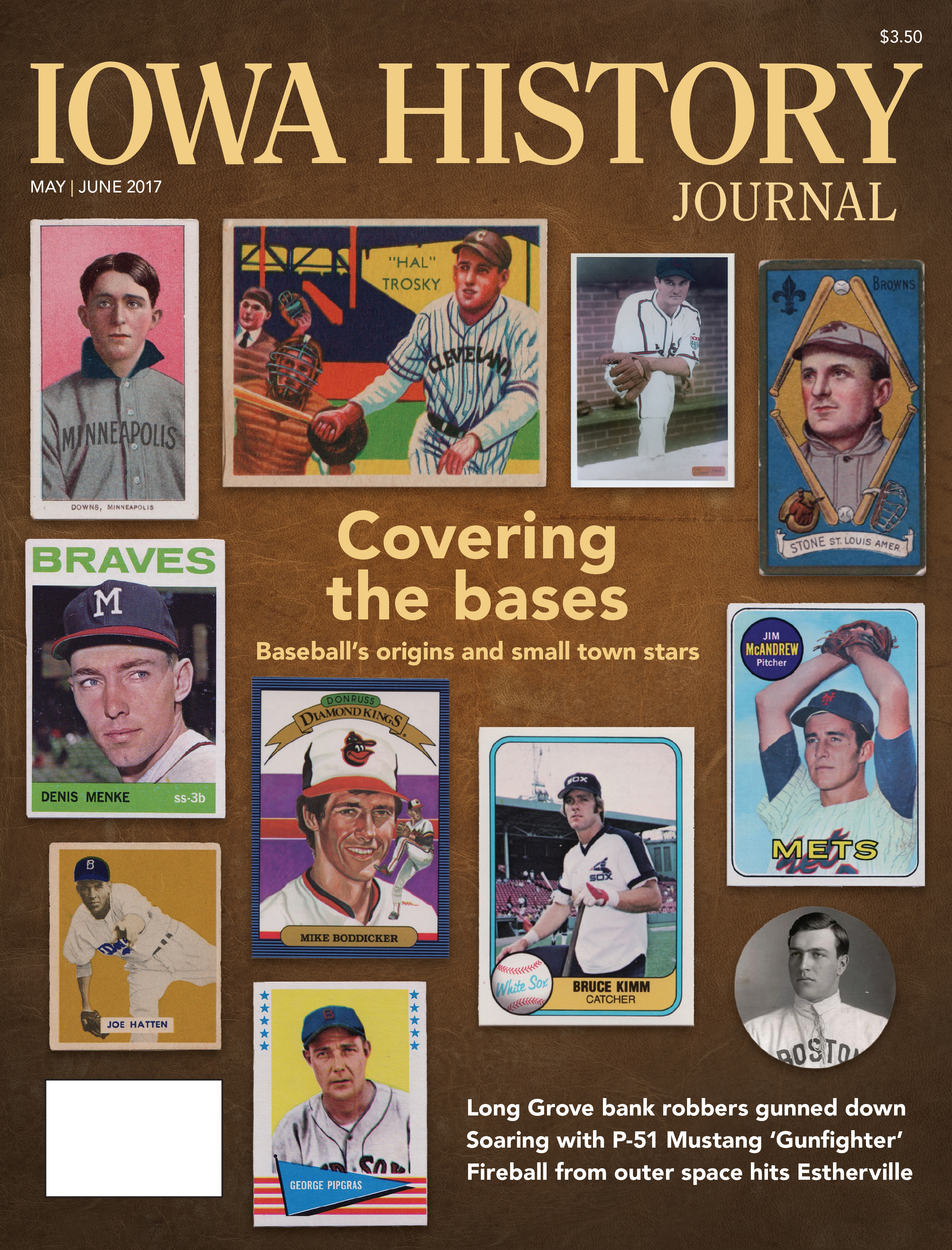 Current Issue: Volume 9, Issue 3  - Covering the Bases