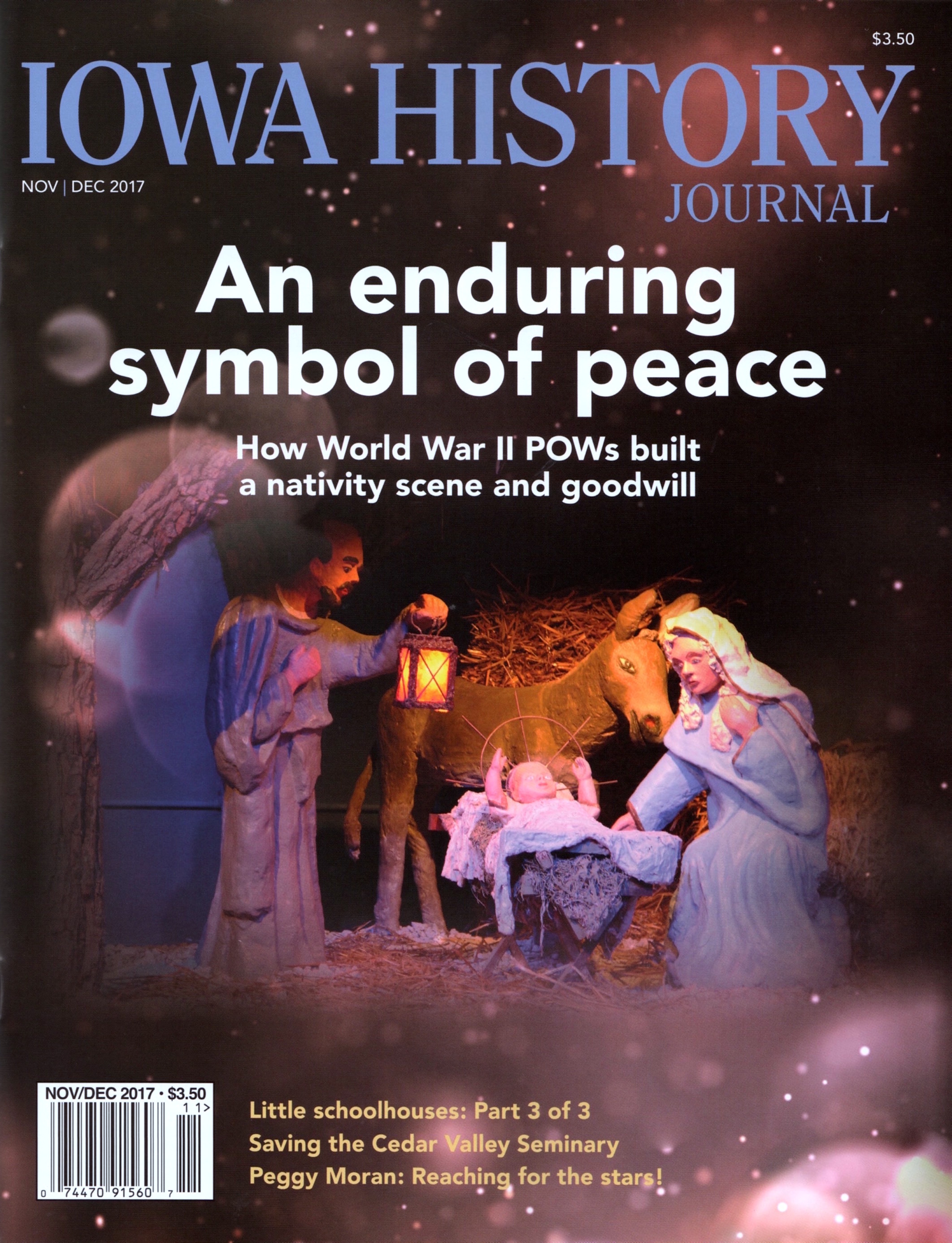 Current Issue: Volume 9, Issue 6 - Enduring symbol of peace