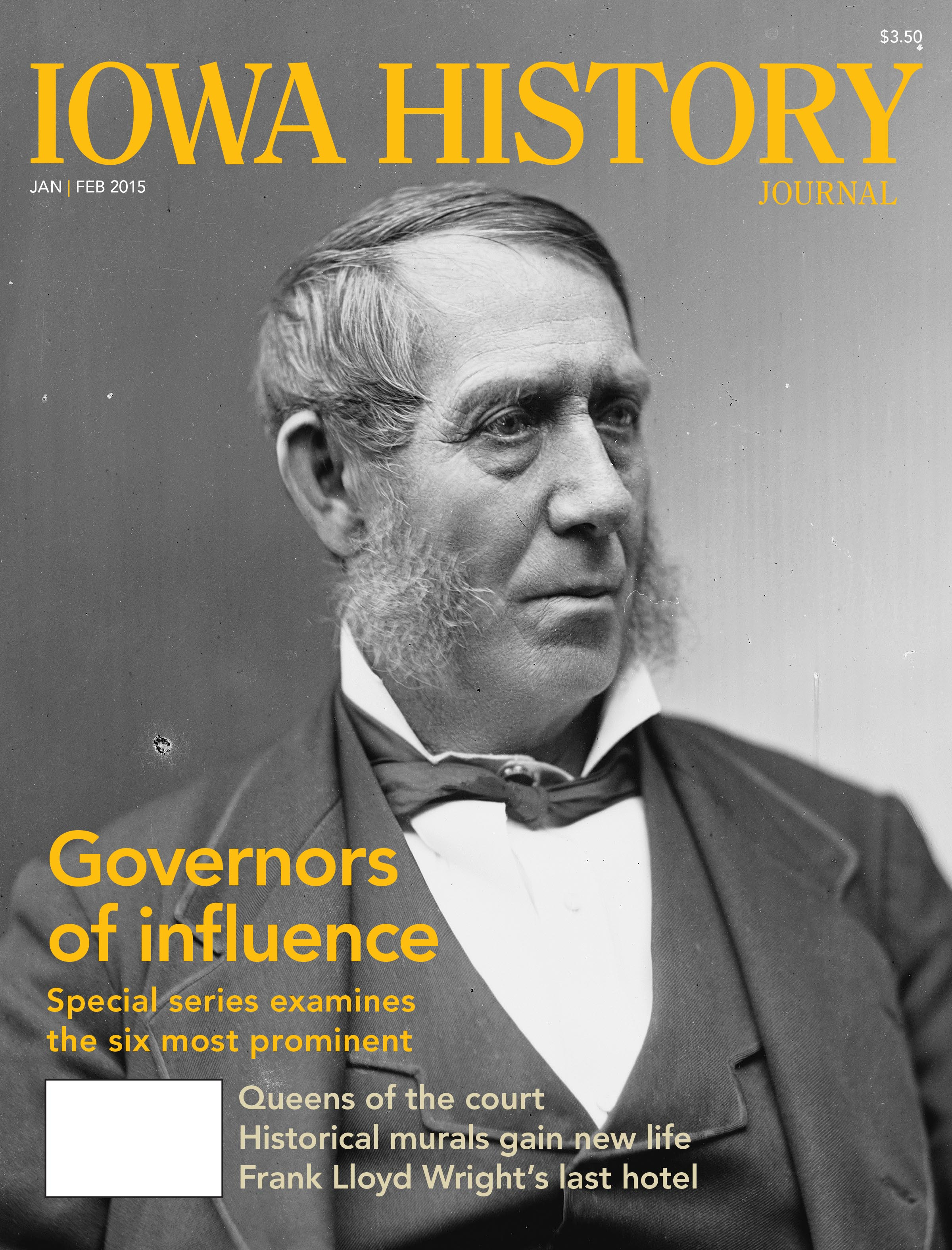 Volume 7, Issue 1  - Governors of Influence