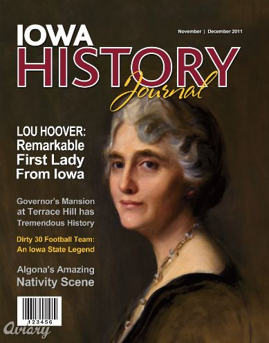 Volume 3, Issue 6  - Lou Hoover