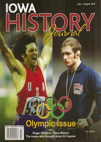 Volume 4, Issue 4  - Olympic Issue