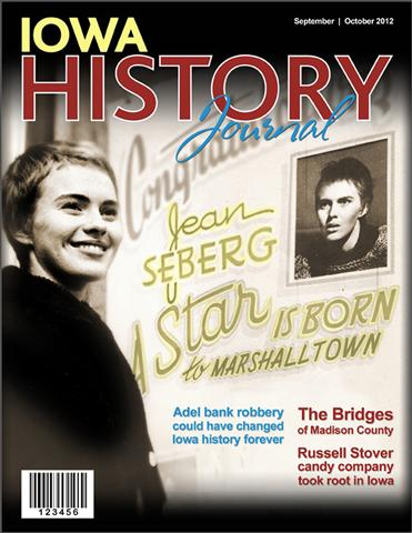 Volume 4, Issue 5 - Jean Seberg
