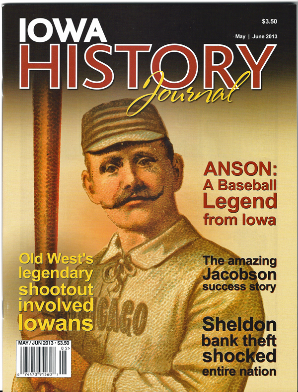 Volume 5, Issue 3 - Cap Anson