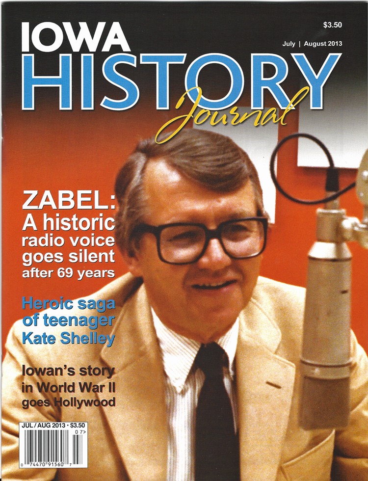 Volume 5, Issue 4  - Jim Zabel