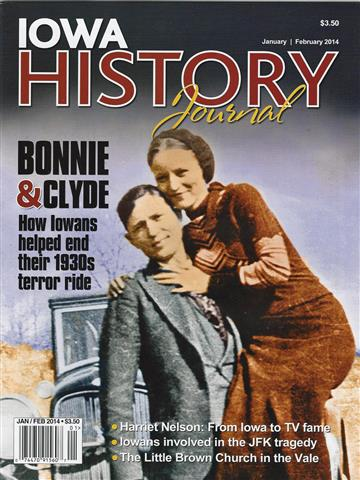 Volume 6, Issue 1  - Bonnie & Clyde