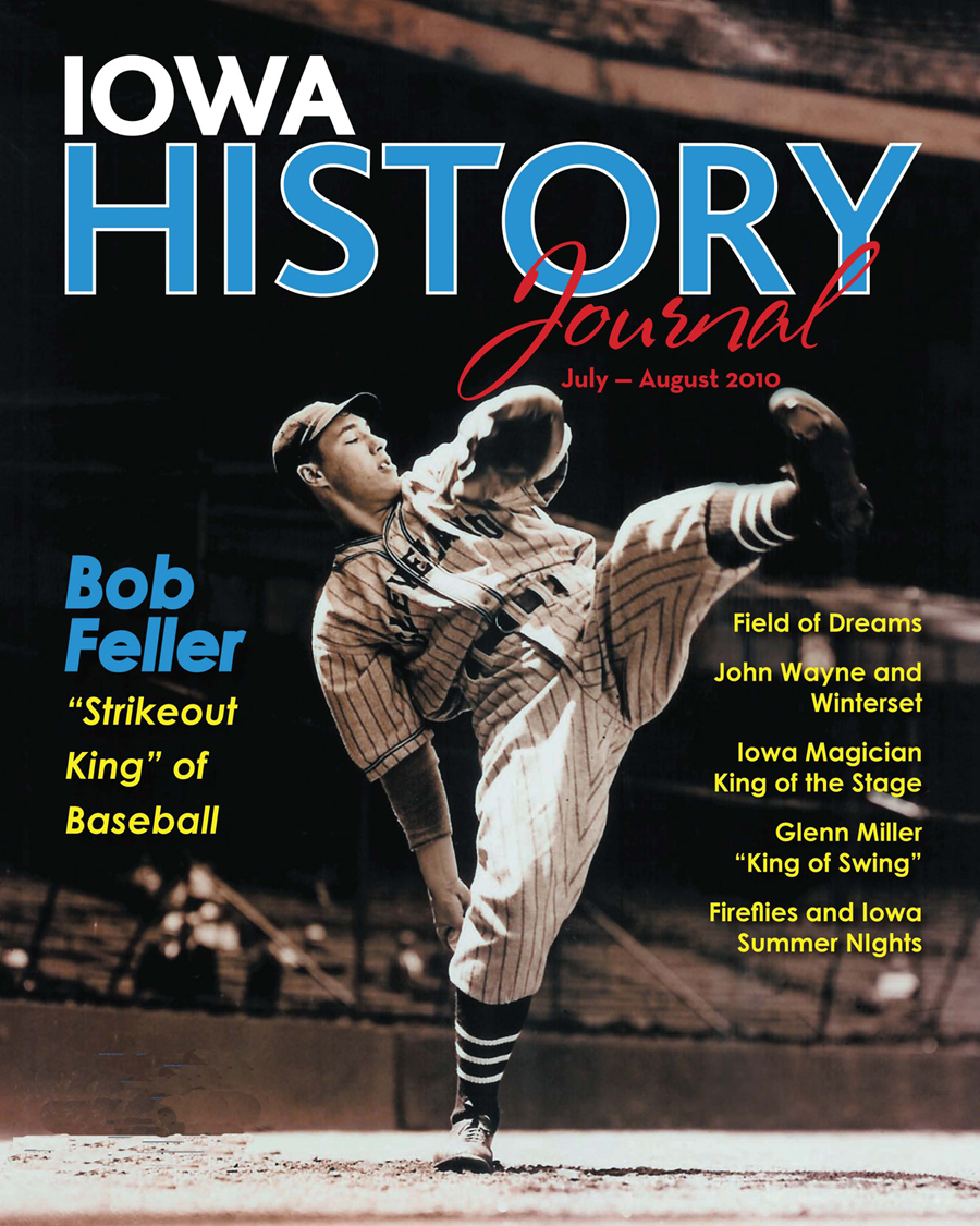 Volume 2, Issue 4  - Bob Feller