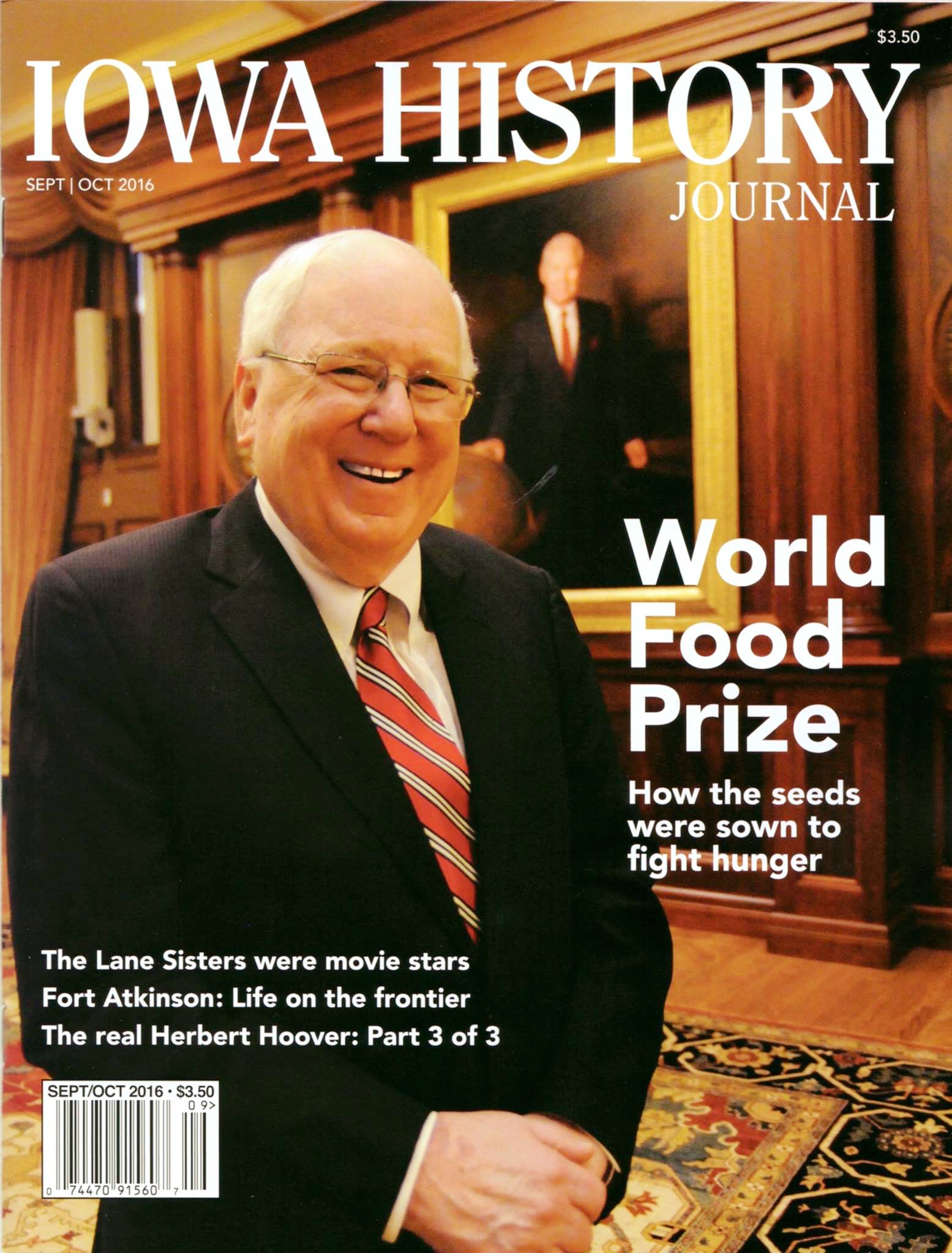 Volume 8, Issue 5  - World Food Prize