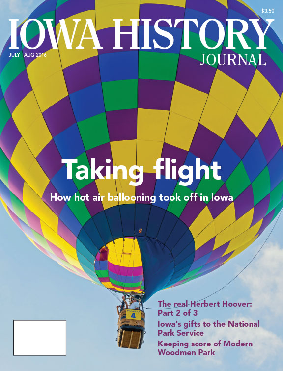 Volume 8, Issue 4  - Taking Flight
