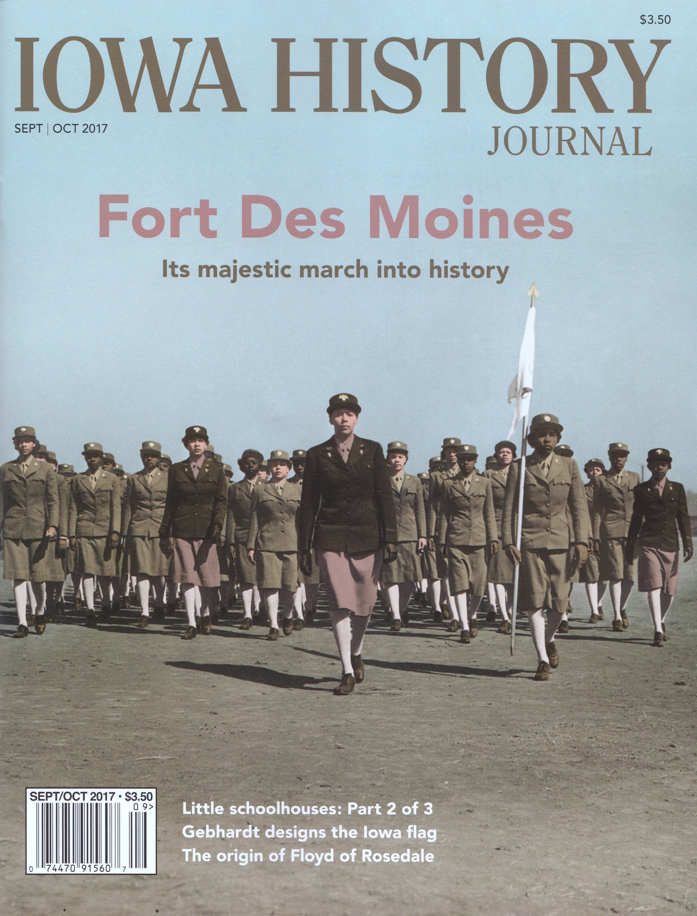 Current Issue: Volume 9, Issue 5  - Fort Des Moines