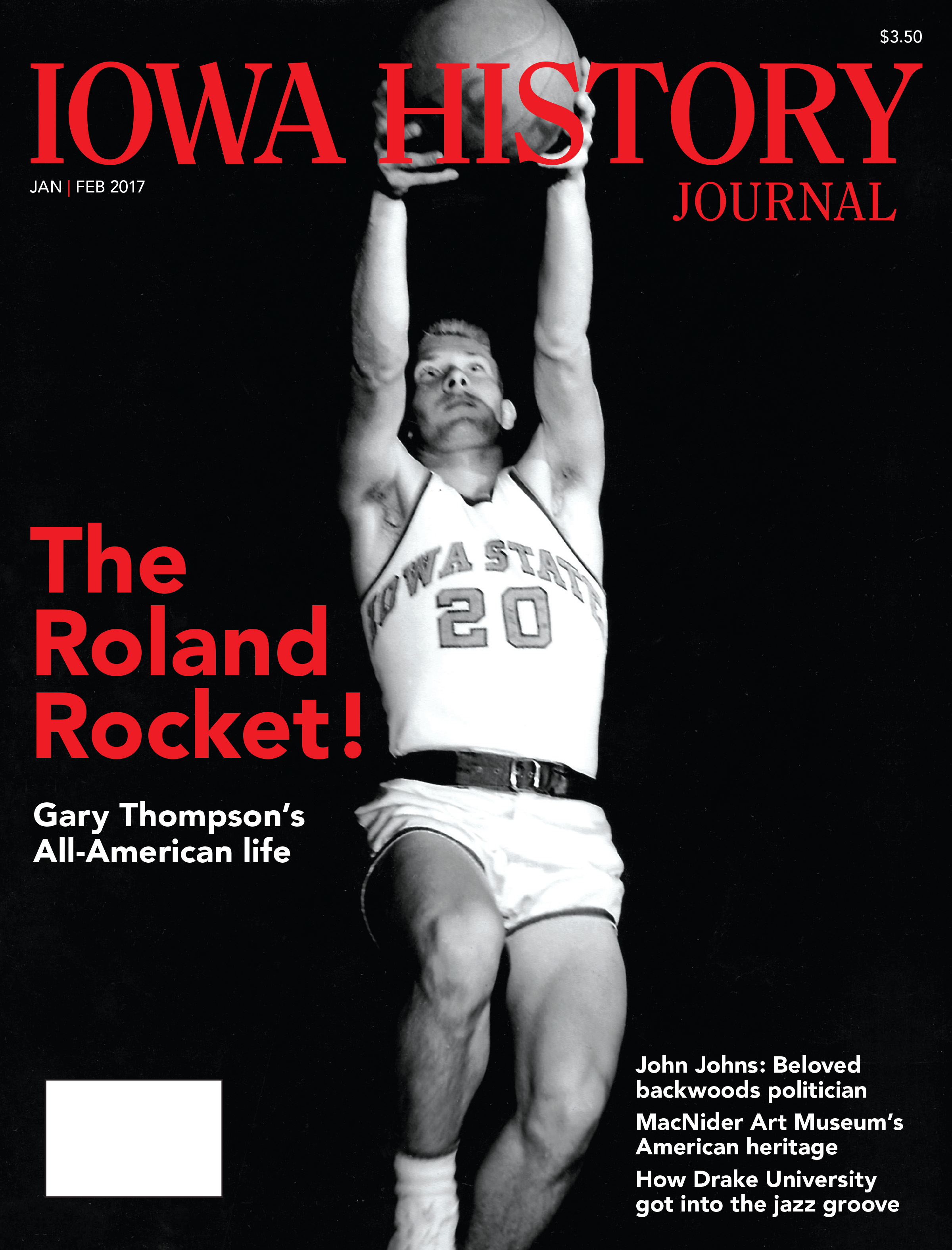 Volume 9, Issue 1  - The Roland Rocket - Gary Thompson
