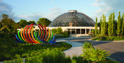 IHJ Exploring History: Greater Des Moines Botanical Garden, Literally, A  Living Cultural And Historical Legend